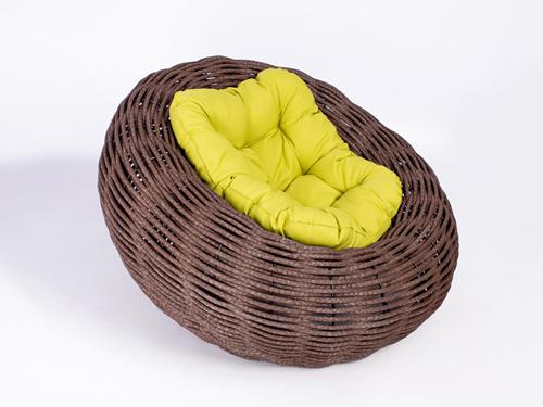 Плетеные кресло DeckWOOD Nest