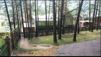 Забор из террасной доски DeckWOOD в Красноярске